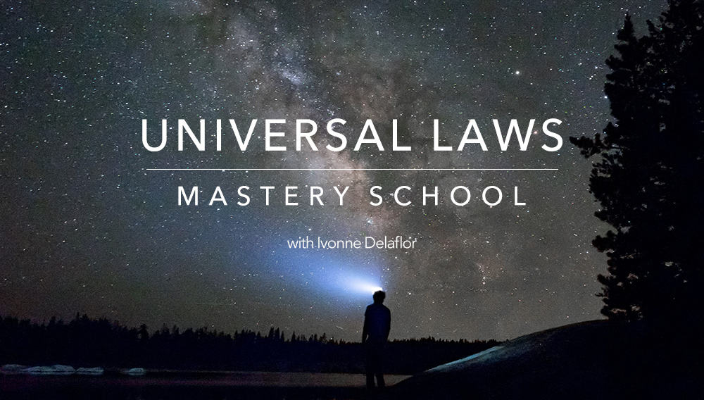 Universal Laws Mastery School