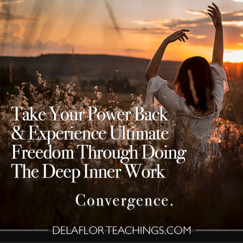 Delaflor Teachings Convergence Inner Circle