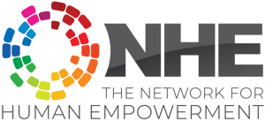 The Network for Human Empowerment official website Logo