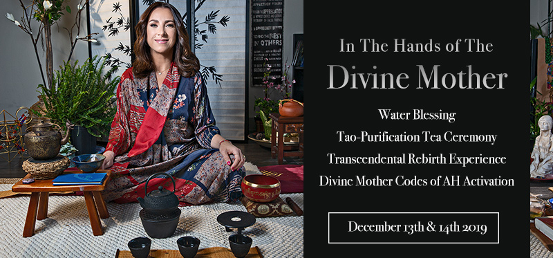 In The Hands of The Divine Mother Event with Ivonne Delaflor